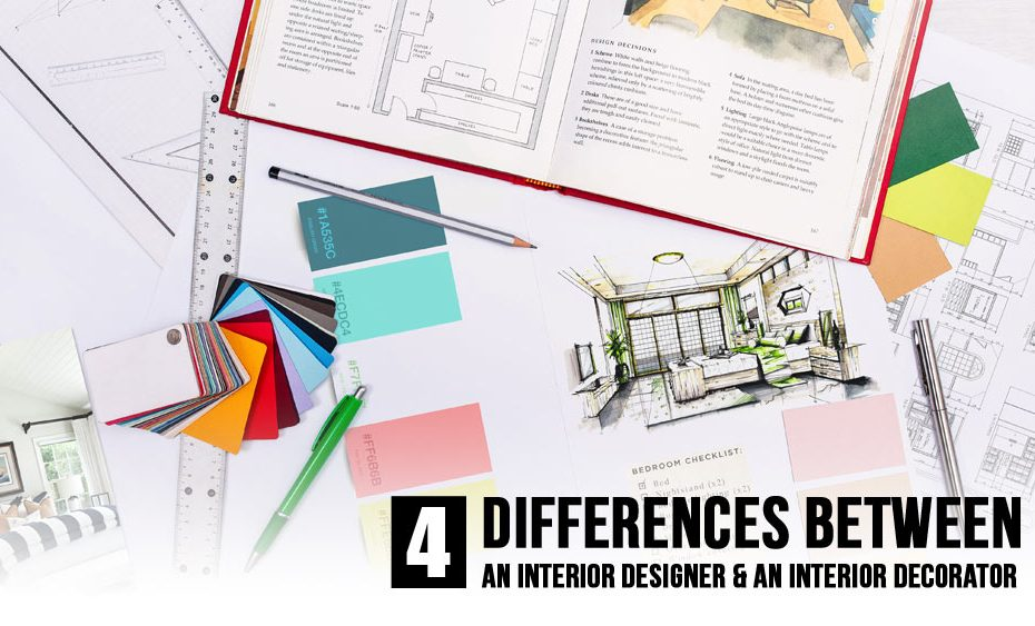 4 Differences between an interior designer and an interior decorator - agp wood panel